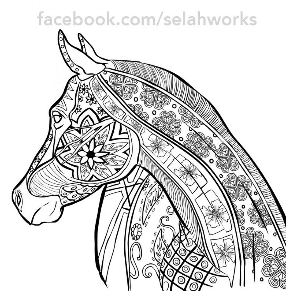 Get This Printable Difficult Animals Coloring Pages For Adults 68v99