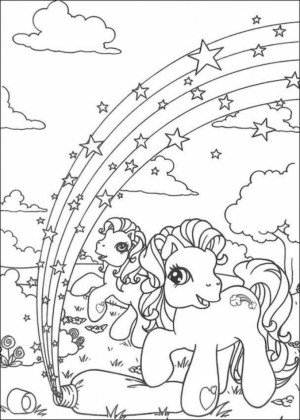 Printable Rainbow Coloring Pages 7ao0b