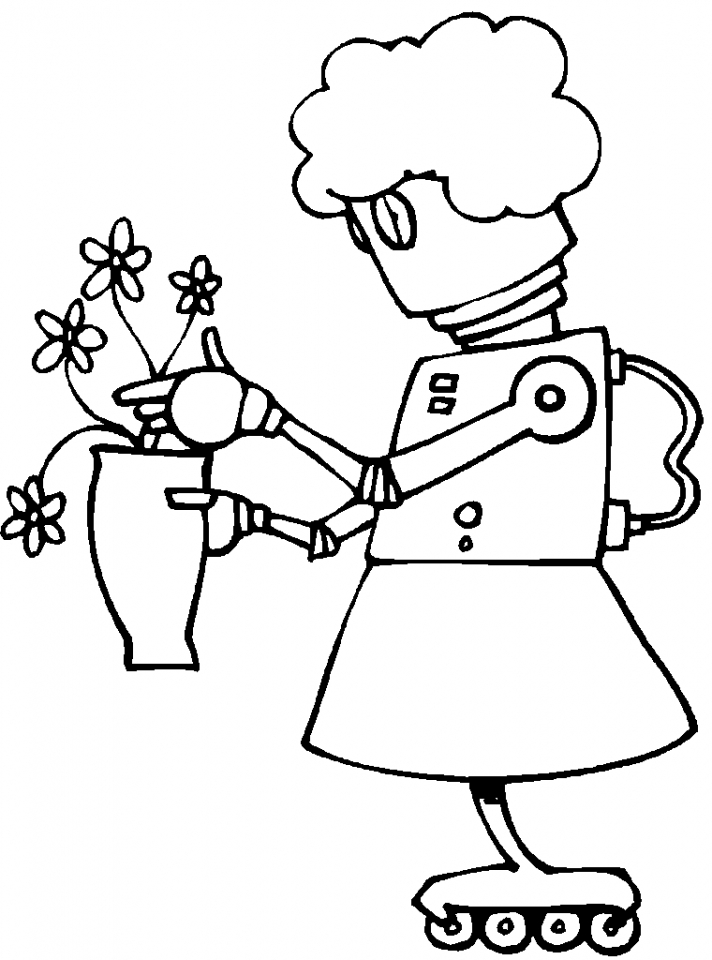 Get This Printable Science Coloring Pages Online 2x549 !