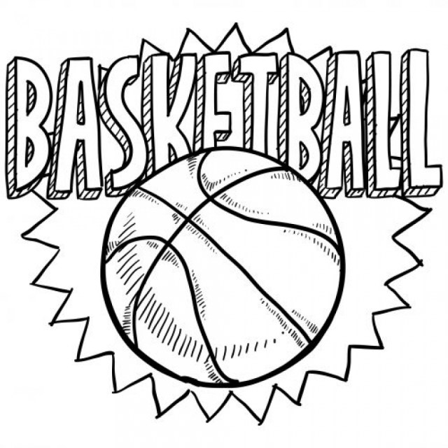 Get This Printable Sports Coloring Pages M23GNK !