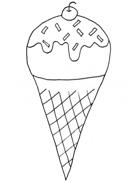 Printable Summer Coloring Pages Online 735298