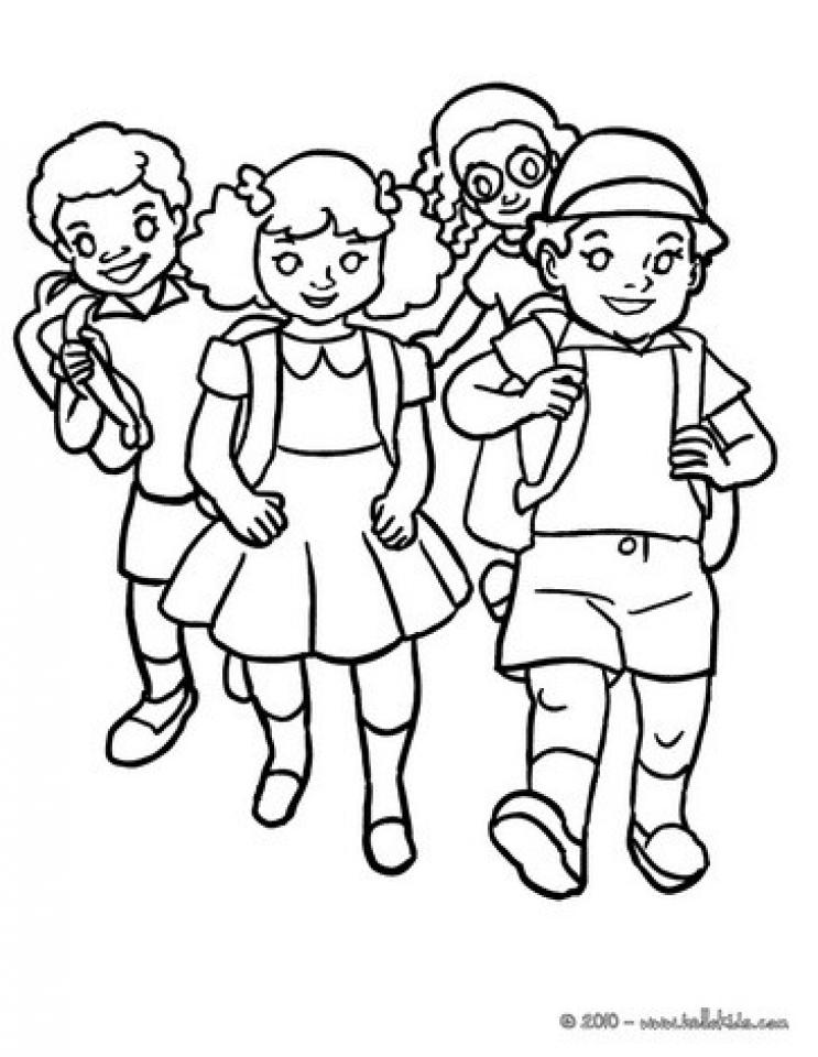 School Coloring Pages for Kindergarten   34cg6
