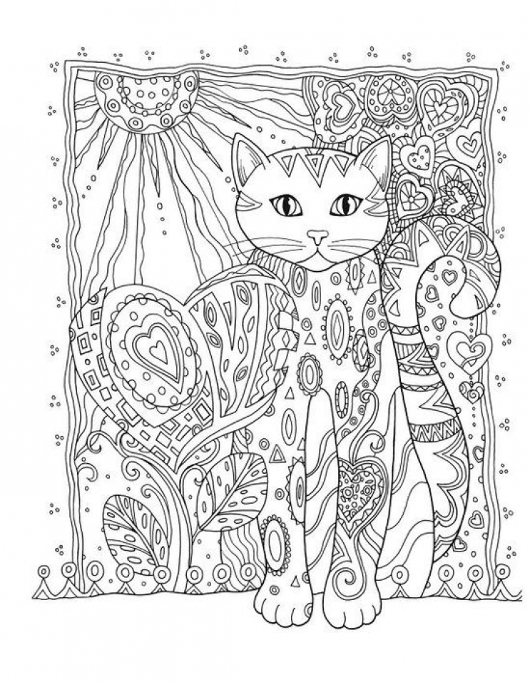 Space Coloring Pages Adults Printable   GHJ75