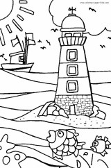 Summer Coloring Pages Free Printable 679157