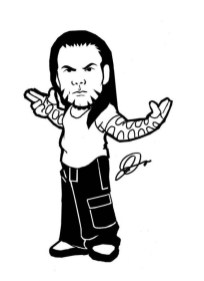 Free Jeff Hardy Coloring Sheets YFBE9
