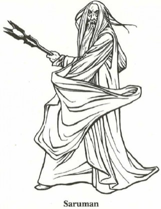 Free The Hobbit Coloring Pages Online 5748