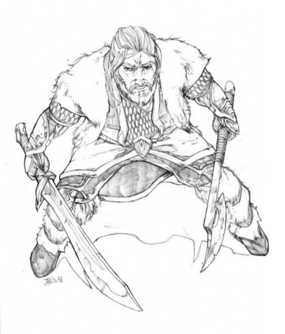The Hobbit Coloring Pages Free to Print 1264