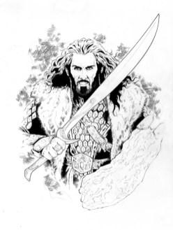 The Hobbit Coloring Pages Free to Print 2536