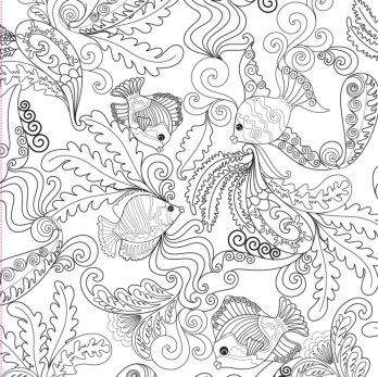 Online Adults Printable of Summer Coloring Sheets - 53281