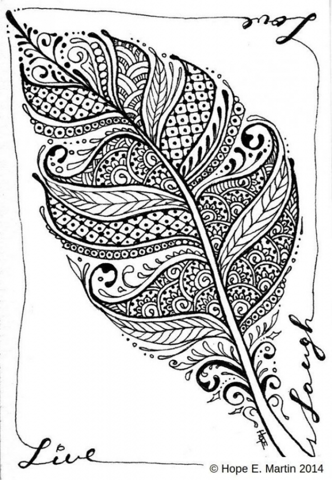 Abstract Coloring Pages for Adults   64519