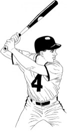 Baseball Coloring Pages for Kids 55728