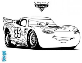 Free Cars Coloring Pages 31420