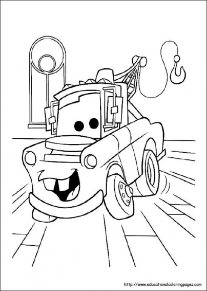 Free Cars Coloring Pages to Print 75117