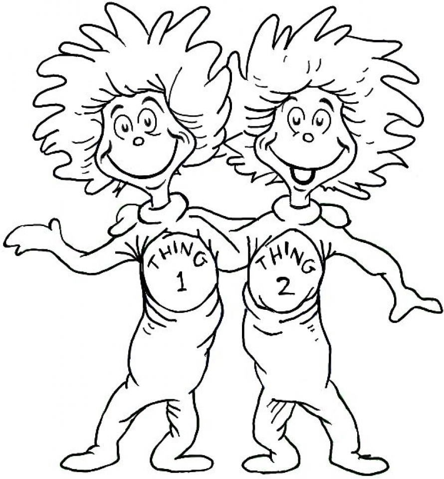 - 20+ Free Printable Dr. Seuss Coloring Pages - EverFreeColoring.com