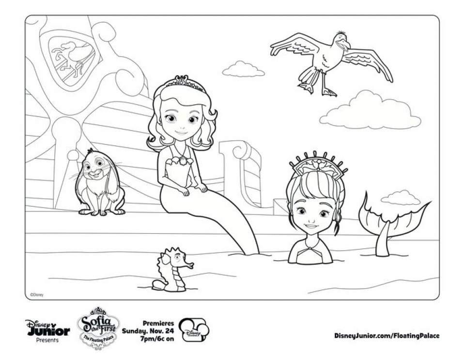 √ Princess Sofia Coloring Pages Best Princess Sofia Coloring | 740x960