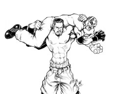 Free WWE Coloring Pages 46302