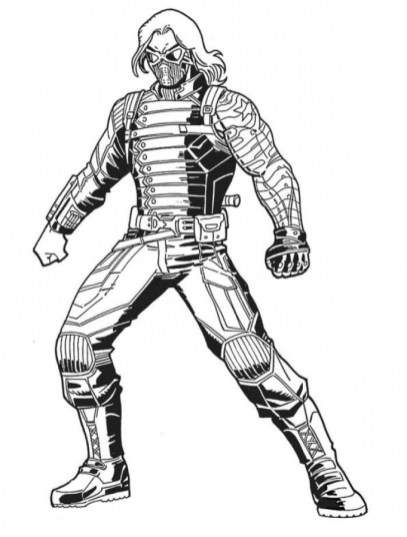 Guardians of the Galaxy Superheroes Coloring Pages Online 67492