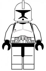 Lego Star Wars Coloring Pages Free Printable 64839