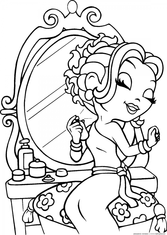 Cat and ice cream coloring page | Lisa frank coloring books, Food ... | 960x681