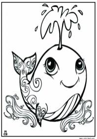 Littlest Pet Shop Kids Printable Coloring Pages 47291