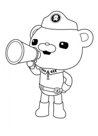 Octonauts Coloring Pages Free 31071