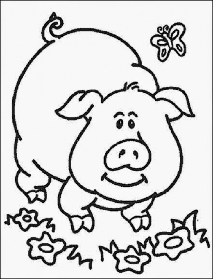 Online Toddler Coloring Pages   53074