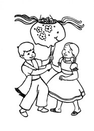 Preschool Printables of Cinco de Mayo Coloring Pages Free 77105