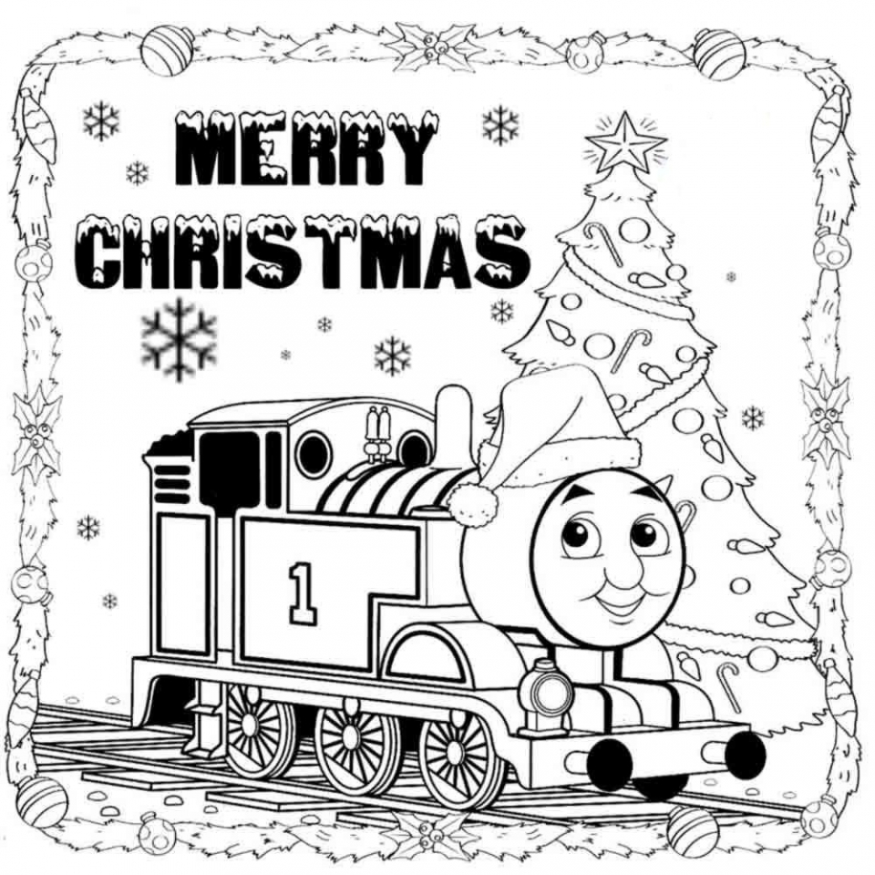 Get This Thomas The Train Coloring Pages Printable 31995 !