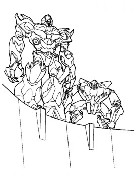 Transformers Coloring Pages for Boys 94657
