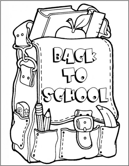 Back to School Coloring Pages for Kindergarten 7at2b