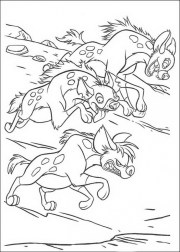 Lion King Coloring Pages to Print ya63b