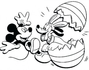 Mickey Mouse Clubhouse Coloring Pages to Print at27s