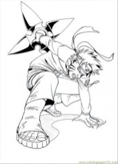 Naruto Coloring Pages Printable 14253