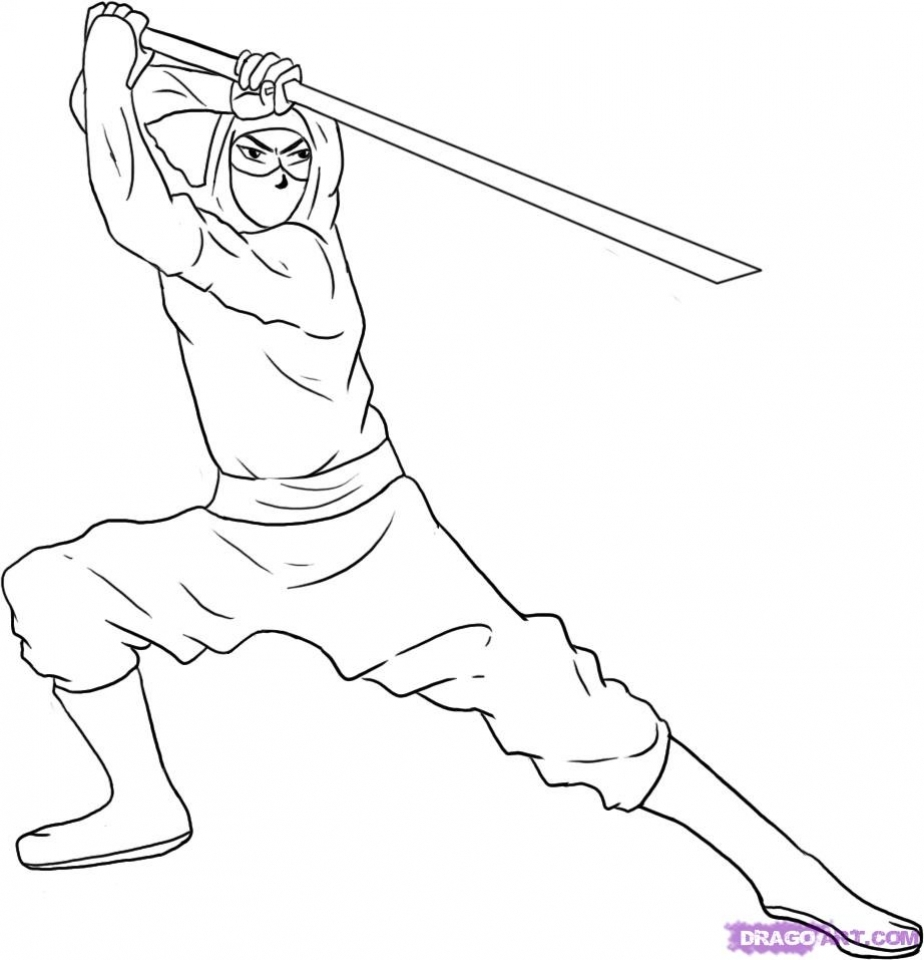 - Get This Ninja Coloring Pages Free Printable Srw2m !