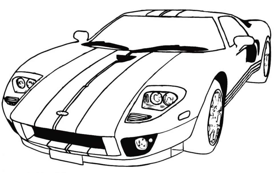 Get This Race Car Coloring Pages Free Printable 45zv2 !