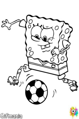 Soccer Coloring Pages to Print 86871
