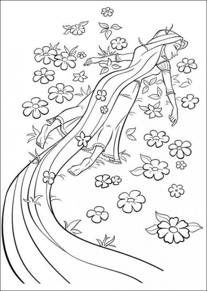 - Get This Tangled Coloring Book Pages 7vbt2 !