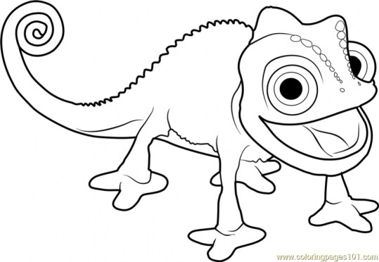 Tangled Coloring Pages Pascal 8vb4x