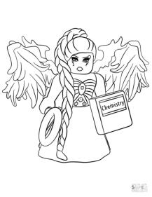 Roblox Coloring Pages mnl1