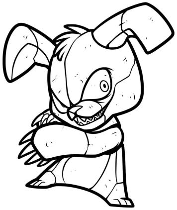 fnaf coloring pages printable pd70