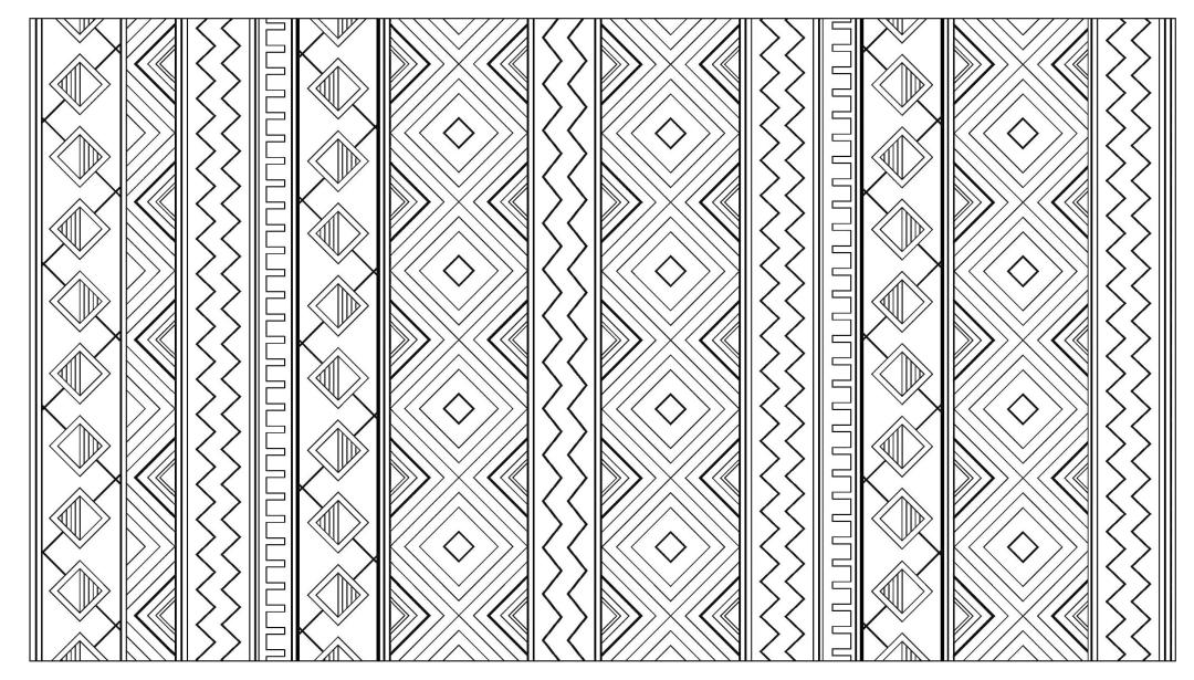 Adult Coloring Pages Patterns Mayans Aztec and Incas 4ghj