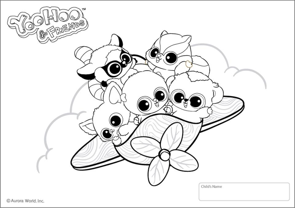 Beanie Boo Coloring Pages Free 9lob