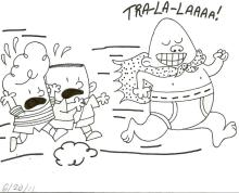 Captain Underpants Coloring Pages to Print 995g