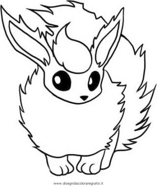 Pokemon Eevee Coloring Pages to Print 8la9