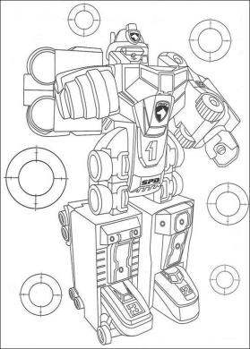 Power Rangers Coloring Pages Printable 1smz