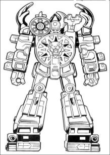 Power Rangers Coloring Pages Printable 2lmz