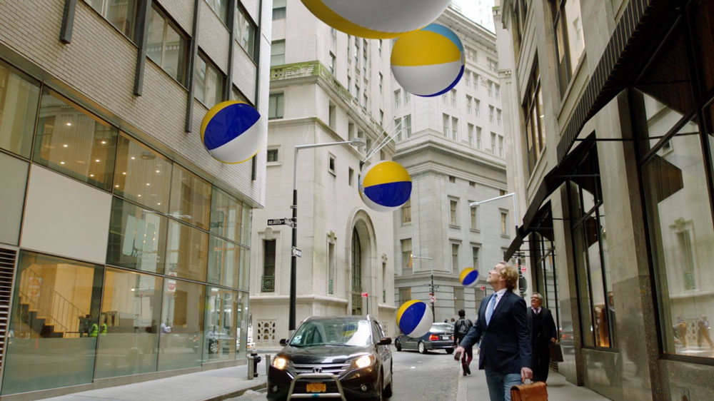 TV Still of Wall Street