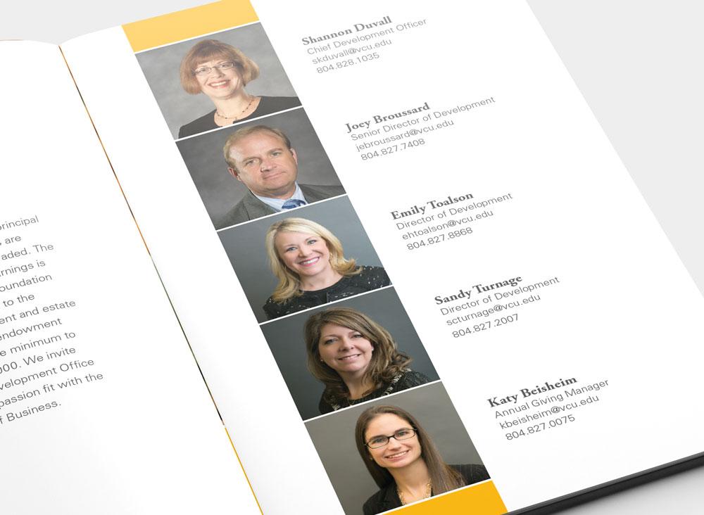 VCU Endowment Day program detail