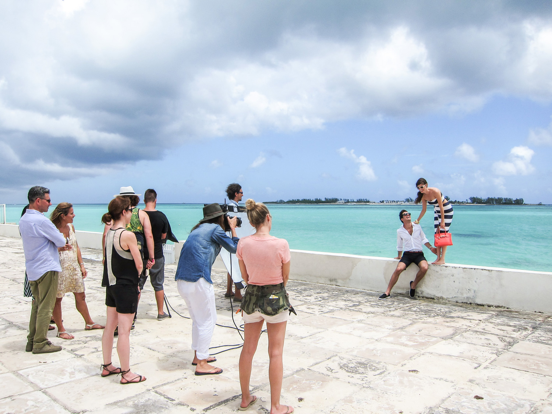 Baha Mar lifestyle photoshoot