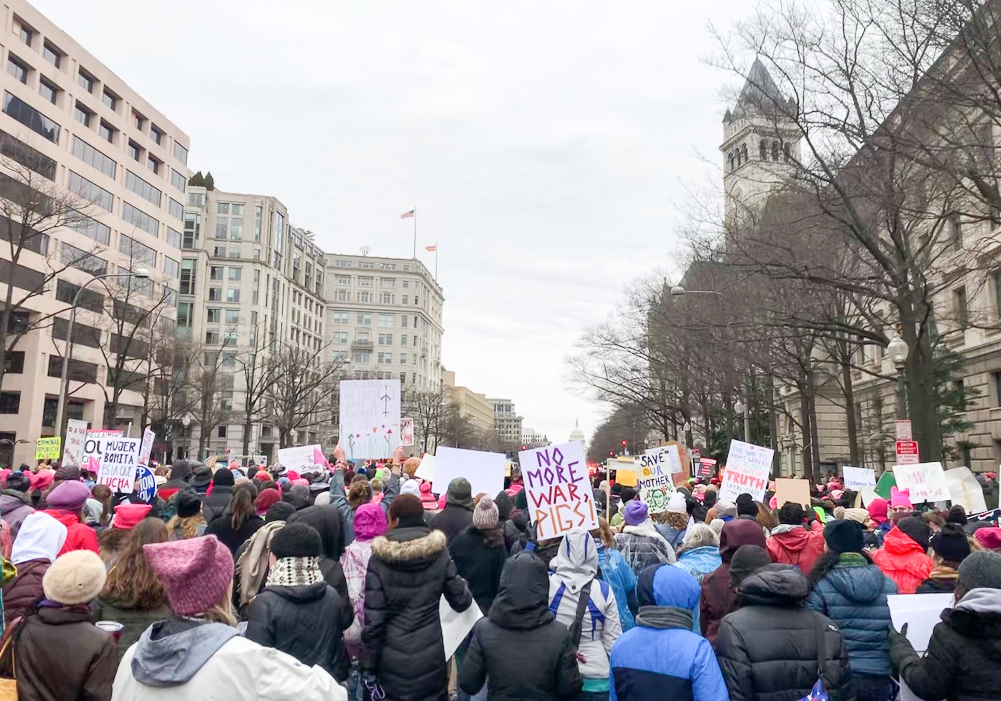 link to Womens March National